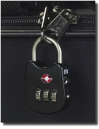TSA Accepted & Recognized Combination Luggage Locks from Travel ...