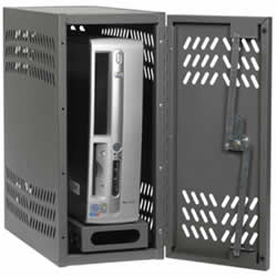 CPU Lockers / Computer Enclosures